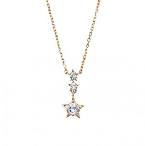 christmas present necklace girlfriend starjewelry 300x301 ネックレスを彼女へのクリスマスプレゼントに!人気のブランドランキング