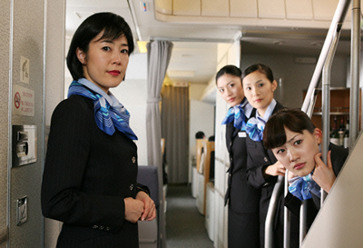 客室乗務員