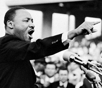 キング牧師の演説