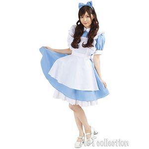 ハロウィンのアリスの衣装