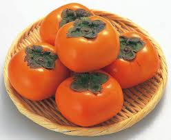 二日酔いに柿を食べる