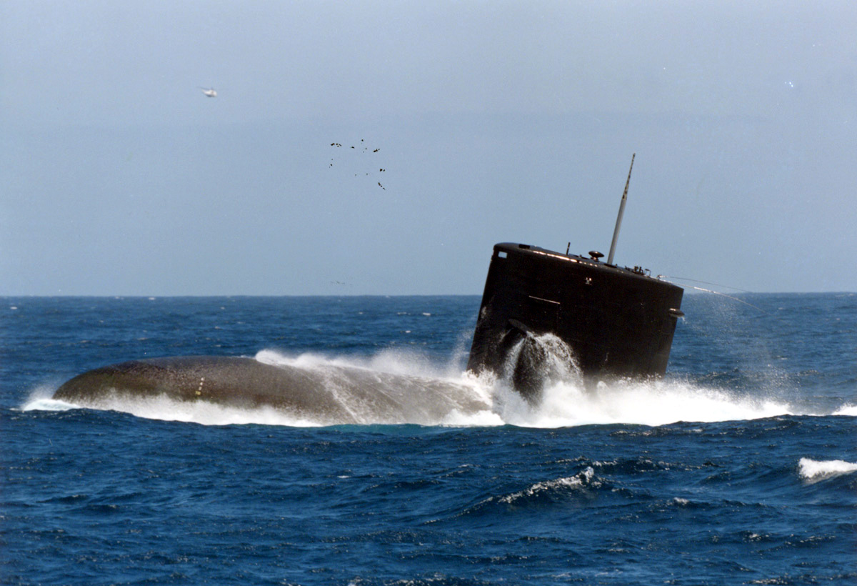 海上自衛隊の潜水艦の実力