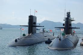 海上自衛隊の潜水艦艦隊