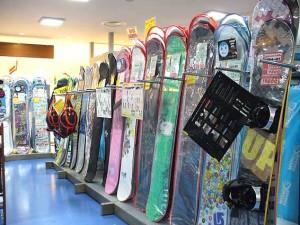スノーボードの購入方法