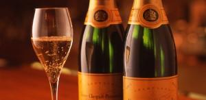 シャンパンを口実に家デート
