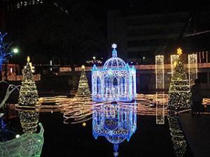 福岡のクリスマスイルミネーション