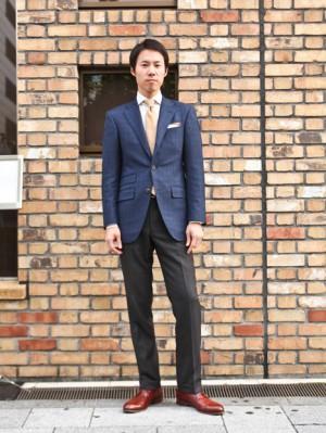 同窓会での服装スーツ編