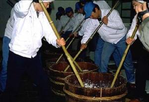 日本酒は醸造して造る