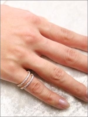 右手の小指につける指の意味