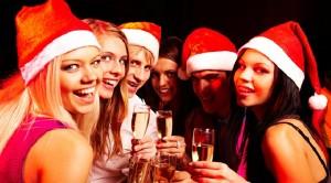 恋人のいない友達でクリスマスパーティー