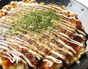 お好み焼きは関西と広島で違う