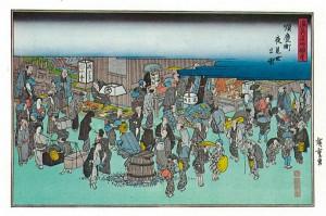 大阪船場が恵方巻きの由来