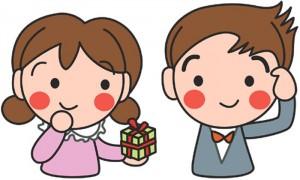 チョコレートをあげるのは日本の特徴