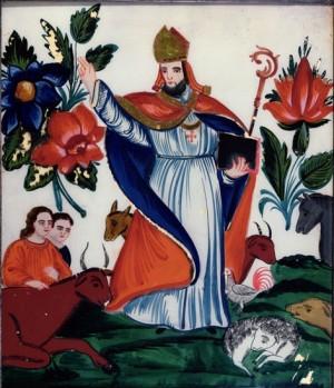聖ヴァレンティヌスがバレンタインデーの由来
