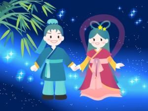 織姫と彦星の伝説
