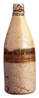 日本初のビール・スプリング・バレー