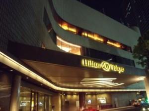 ヒルトン東京のビアガーデン