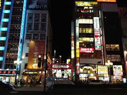 歌舞伎町のビアガーデン