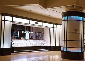 横浜グランドインターコンチネンタルホテルのザ・パティセリー