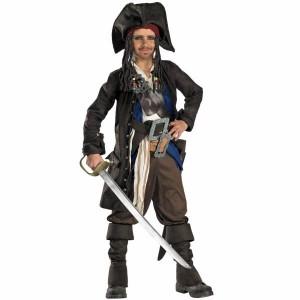 ジョニー・デップの海賊のコスプレ