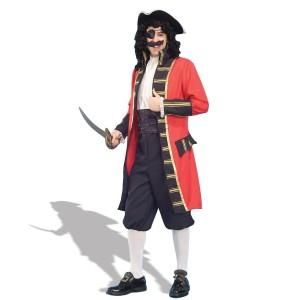 フック船長風の海賊のコスプレ