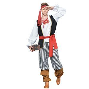 海賊の手下のコスプレ