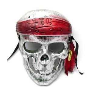 海賊のドクロ