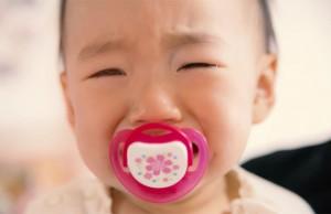 赤ちゃんのインフルエンザ