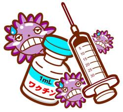 インフルエンザの予防接種の期間