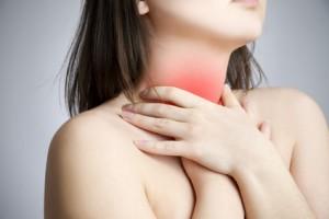 喉の風邪での痛み