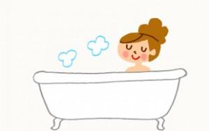 風邪をひいたときにお風呂はOK