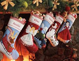 クリスマスの靴下飾りの意味