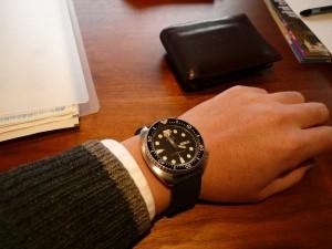 彼氏へのクリスマスプレゼントの腕時計