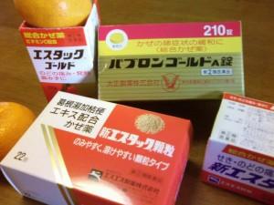 インフルエンザに使える市販薬