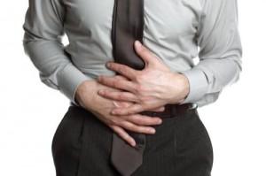 ノロウイルスの症状で腹痛になる