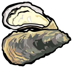 ノロウイルスの原因になる牡蠣