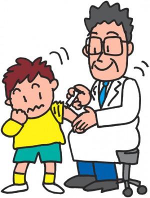 おたふく風邪の予防接種