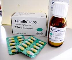 タミフルの予防投与の効果