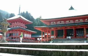比叡山延暦寺への初詣