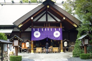 東京大神宮に初詣