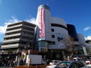 ラフォーレ原宿の2015年の初売り