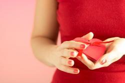高校のバレンタインのチョコのサイズ