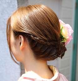 卒業式の髪型をまとめ